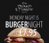 Burger Night at The Plough & Furrow #Smallfield @theploughfurrow  with @TimeWell_spent