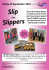 Slip into Slippers for Age UK Solihull