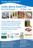 Balsham Craft, Gift & Food Fair