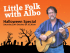 Little Folk with Ablo Halloween Special