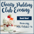 Charity Pudding Club Evening