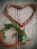 Learn to make Christmas wreaths with Wacky Willow Creations