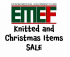 Knitted and Christmas Items Sales for EMEF @Epsom_StHelier at @Ashley_Centre