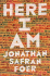 Mr B's Emporium of Reading Delights Presents: Here I Am with Jonathan Safran Foer at Bath Central United Reformed Church