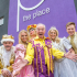 Cast of Sleeping Beauty launch Telford panto
