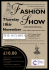 Fashion Show in aid of Cancer Research UK