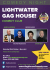 Gag House Comedy Club at the Three Mariners in Bagshot