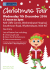 St Ann's Hospice Christmas Fair - Neil Cliffe Centre