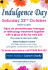 Indulgence Day Saturday 22 October