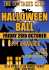 Halloween Ball at The Cottages