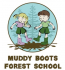Halloween themed forest school at Southborough Primary