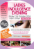 Ladies Indulgence Evening