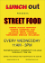 Street Food Market - Wednesdays @ Richmond Adult College