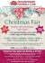 Hitchin Rugby Club Christmas Fair