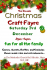 Christmas Craft Fayre in Hitchin