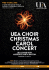 UEA Choir Christmas Carol concert