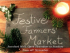 Stretford's very own Christmas Farmers' Market!