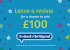 Leave a review for a local Bridgend business and you could win £100