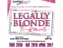 Legally Blonde the Musical at the Lichfield Garrick