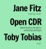 CDR South: Jane Fitz and Toby Tobias