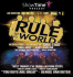 TAKE THAT TRIBUTE NIGHT FEATURING RULE THE WORLD