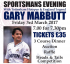 Sportsman's Evening - With Tottenham Hotspur & England Legend Gary Mabbutt