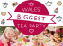 wales,biggest,tea,party