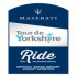 Maserati Tour de Yorkshire Ride