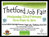 Thetford Job Fair