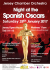 A Night at the Spanish Oscars
