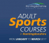 Adult Sports Course St Neots & Huntingdonshire
