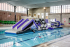 Spike Island Inflatable Pool Sessions at Friary Grange Leisure Centre