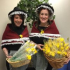 St David's Day celebration at St Tydfil Shopping Centre