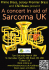 A Concert in Aid of Sarcoma UK