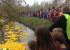 Faringdon Rotary Club Duck Race at Millets Farm Centre