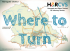 Where to Turn… ask Harrogate & Ripon Centres for Voluntary Service