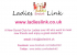 Ladies Link Coffee morning