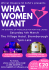 What Women Want: An evening of fabulous fun for the ladies