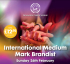 International Medium Mark Brandist @ Grosvenor Casino 26/02/17
