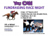 You Can Community Club Charity Fundraiser Race Night