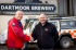 DARTMOOR BREWERY SUPPORTS MOOR RESCUE GROUP
