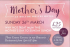 Mother's Day at Bolton Whites Hotel