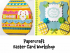 Papercraft Easter Card Workshop -- @TheStitchMouse #Epsom
