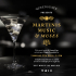 QUEENSGATE UNVEILS A NIGHT OF MARTINIS, MUSIC AND MUSES -Complete with celebrity DJ and fashion blogger-