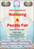 Well Being and Psychic Fair
