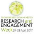 The University of Winchester Research and Engagement Week 2017