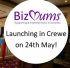 Crewe BizMums Launch! May Money Month