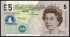 When does the old £5 note go out of circulation?