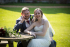 April Wedding of Kimbolton Couple