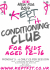 Conditioning Club at Kept Fit